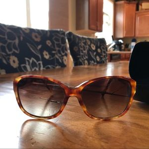 Chanel Tortoise Sunglasses